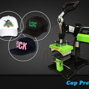 Digital Cap Press & Flat Press - 2 in 1 machine - Magic Transfer