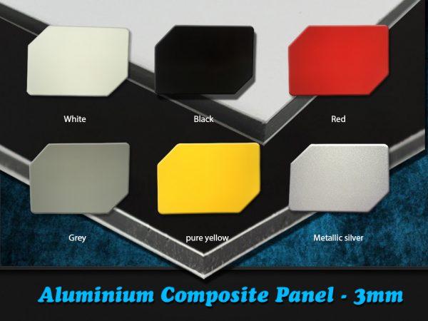 Aluminium Composite Panel 3mm Magic Transfer